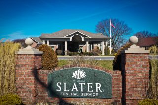 William-Slater-II-Funeral-Service-outside